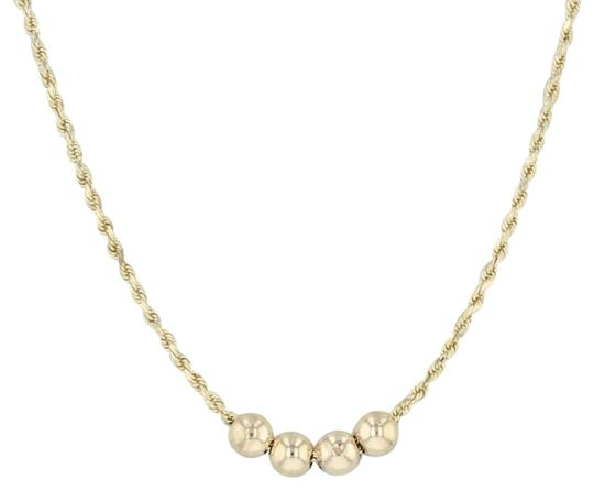 Preload https://img-static.tradesy.com/item/25405052/yellow-gold-beaded-rope-chain-10k-24-17mm-necklace-0-1-540-540.jpg
