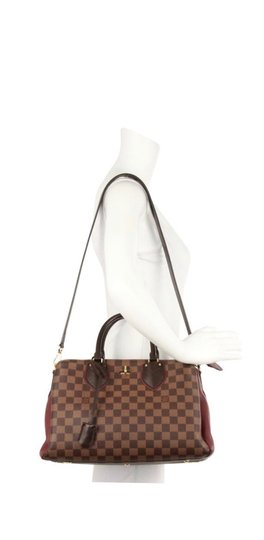 Louis Vuitton Satchel in brown/ maroon Image 11