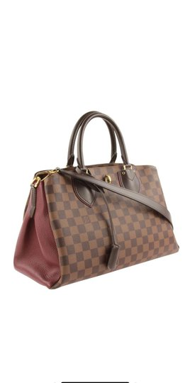 Louis Vuitton Satchel in brown/ maroon Image 2