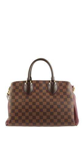 Louis Vuitton Satchel in brown/ maroon Image 3