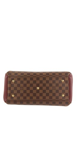 Louis Vuitton Satchel in brown/ maroon Image 4