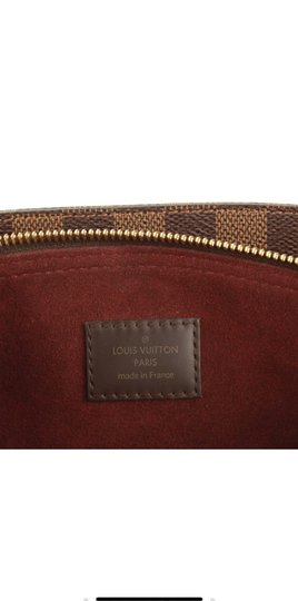 Louis Vuitton Satchel in brown/ maroon Image 8