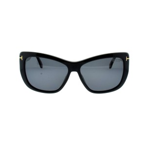 Tom Ford Tom Ford Lindsay sunglasses TF0434 01D CatEye Sunglasses