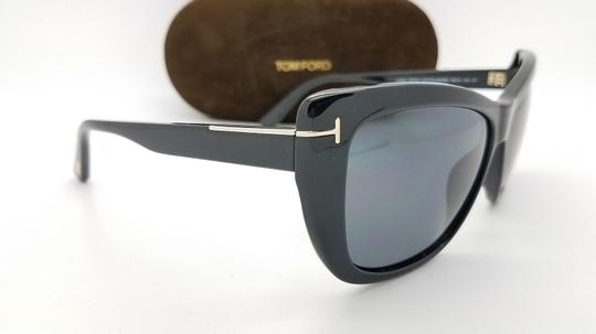 Tom Ford Tom Ford Lindsay sunglasses TF0434 01D CatEye Sunglasses Image 2