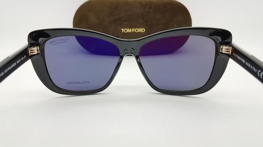 Tom Ford Tom Ford Lindsay sunglasses TF0434 01D CatEye Sunglasses Image 3