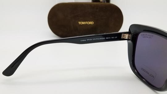 Tom Ford Tom Ford Lindsay sunglasses TF0434 01D CatEye Sunglasses Image 7