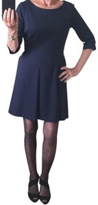 Vince Camuto short dress Blue on Tradesy