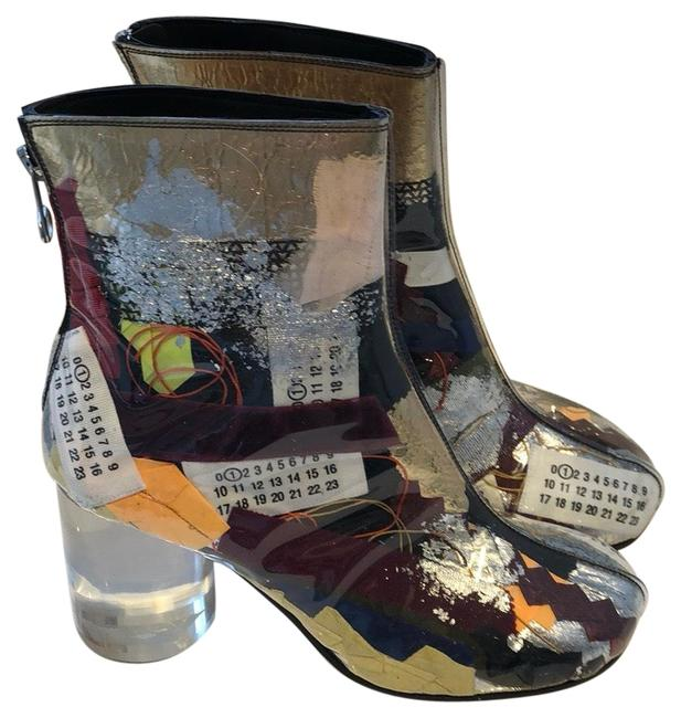 Item - Multicolor Limited Edition Patchwork 127/200 Boots/Booties Size US 9 Regular (M, B)