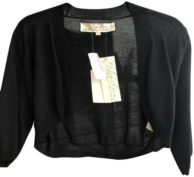 Lela Rose Shrug Cardigan Image 0