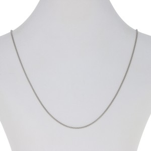 Other Popcorn Chain Necklace 23 3/4