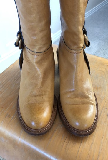Chloé Brown/Tan Boots Image 3