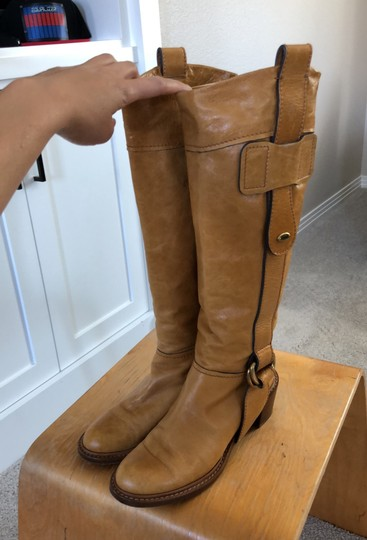 Chloé Brown/Tan Boots Image 4