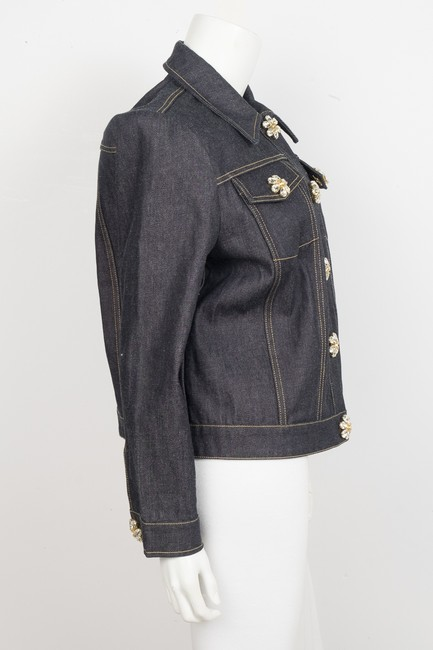 Michael Kors denim Womens Jean Jacket Image 1