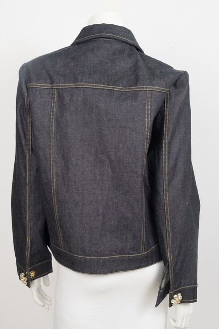 Michael Kors denim Womens Jean Jacket Image 2