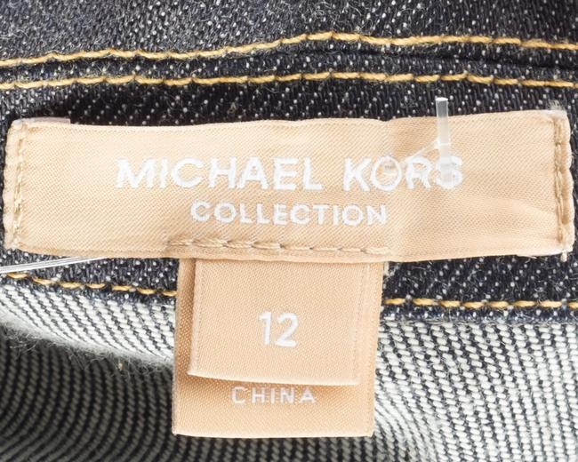 Michael Kors denim Womens Jean Jacket Image 3