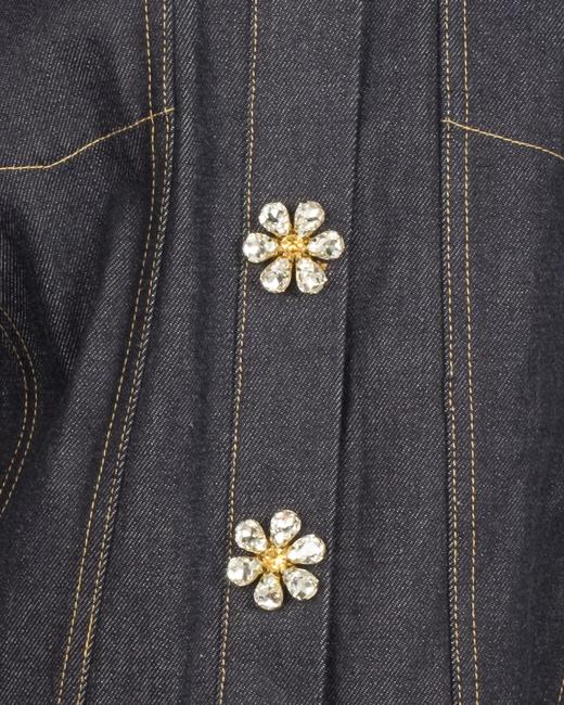 Michael Kors denim Womens Jean Jacket Image 4