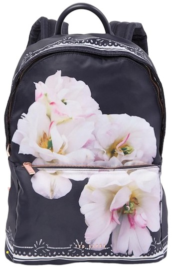 Preload https://img-static.tradesy.com/item/25406734/ted-baker-gardenia-dark-blue-polyester-backpack-0-1-540-540.jpg