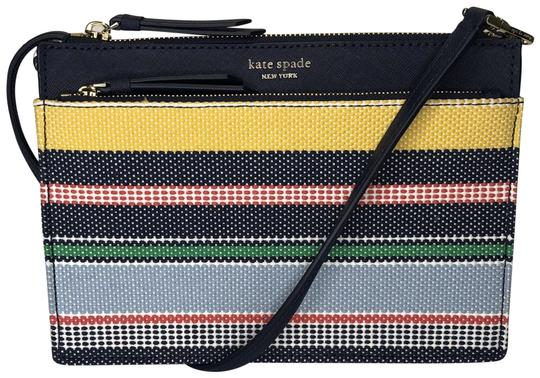 Preload https://img-static.tradesy.com/item/25407095/kate-spade-new-york-cameron-zip-crossbody-wkru5932-boardwalk-stripe-leather-shoulder-bag-0-1-540-540.jpg