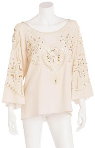 Chloé Vintage Beaded Embroidered Tunic