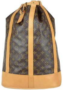 Louis Vuitton Randonnee Monogram Backpack