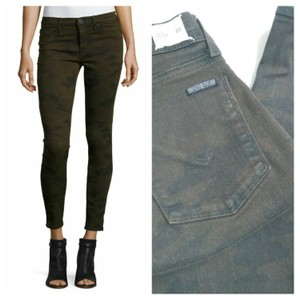 3a42e57c8fe Green Hudson Jeans - Up to 70% off at Tradesy
