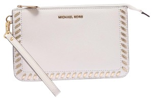 d1372dd774477e Leather MICHAEL Michael Kors Wristlets - Over 70% off at Tradesy