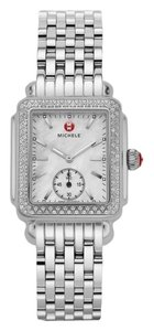 Michele Deco 16 Mid Mother Of Pearl Diamond Mww06v000001