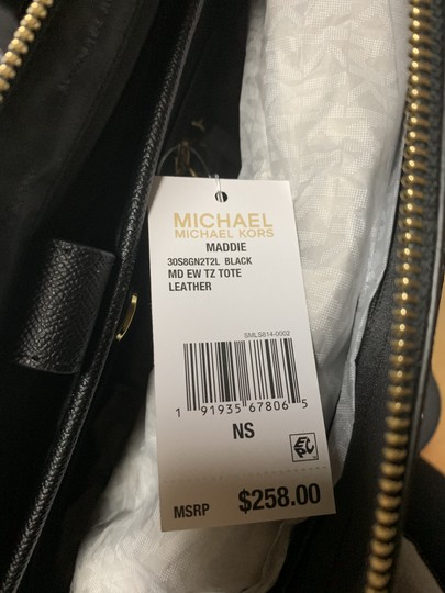 Michael Kors Tote in Black Image 4
