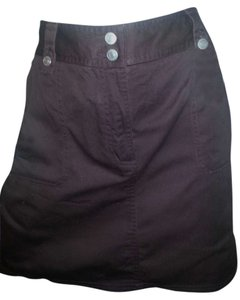 Liz Claiborne Skort brown