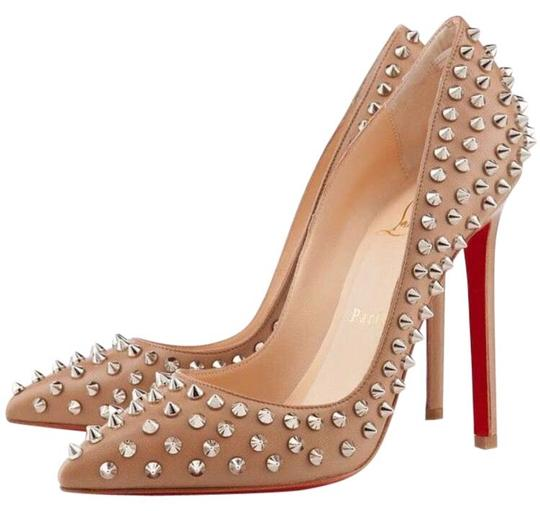 christian louboutin pigalle spikes 120