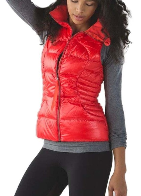 Item - Alarming Red Nwot Fluffin Awesome Activewear Outerwear Size 4 (S)