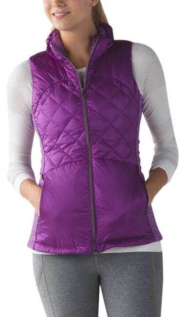 Item - Tender Violet Nwot Down For A Run Activewear Outerwear Size 6 (S)