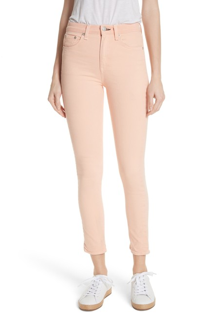Item - Pink Prarie Sun High Waist Ankle Skinny Jeans Size 29 (6, M)