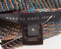 Marc by Marc Jacobs Blue Chevron Knit Small Jacket Size 6 (S) Marc by Marc Jacobs Blue Chevron Knit Small Jacket Size 6 (S) Image 4