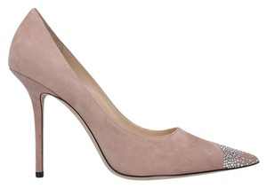 Jimmy Choo Heels Nude Pumps