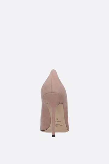 Jimmy Choo Heels Nude Pumps Image 1