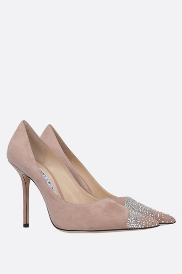 Jimmy Choo Heels Nude Pumps Image 2