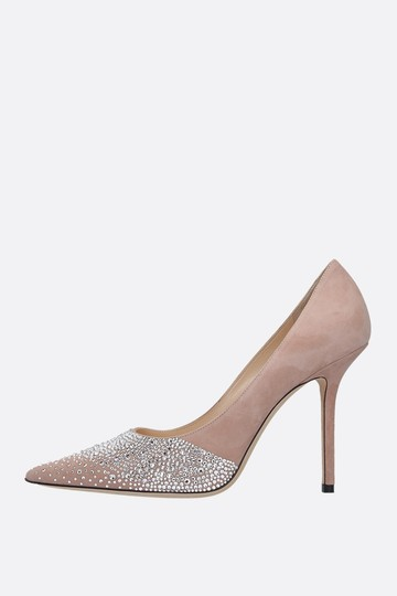 Jimmy Choo Heels Nude Pumps Image 3