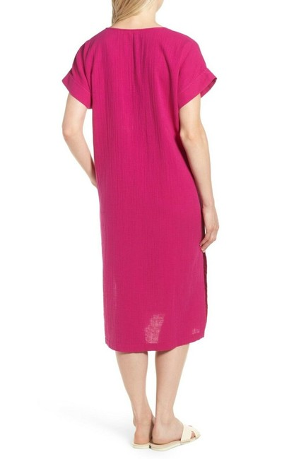 Eileen Fisher short dress Pink on Tradesy Image 1