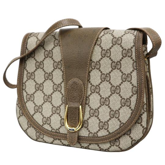 Preload https://img-static.tradesy.com/item/25411578/gucci-brown-canvas-shoulder-bag-0-2-540-540.jpg