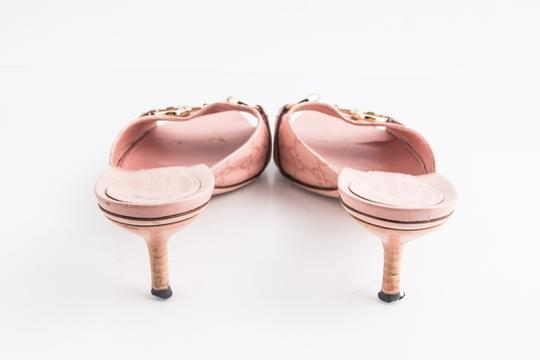 Gucci Pink Sandals Image 4