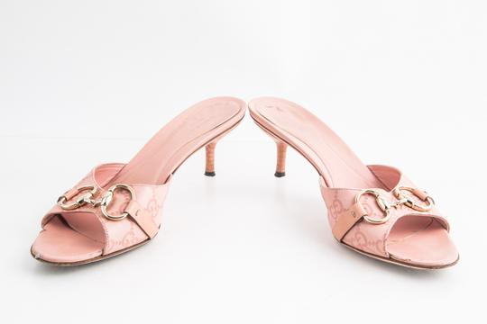 Gucci Pink Sandals Image 5