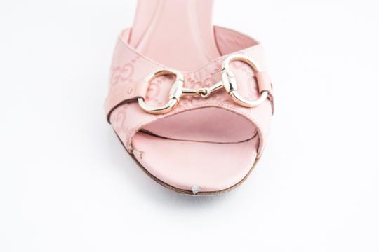 Gucci Pink Sandals Image 7
