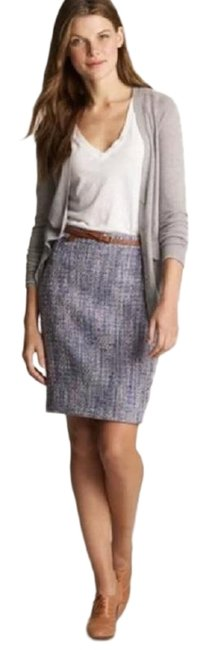 Preload https://img-static.tradesy.com/item/25411699/jcrew-blue-tweed-pencil-skirt-size-6-s-28-0-1-650-650.jpg