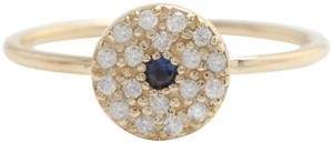 Other .25CTW Natural Blue Sapphire and DIAMOND in 14K Gold Ring