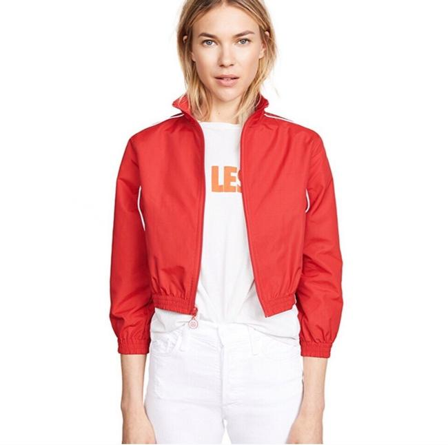 Mother Red Jacket Image 1
