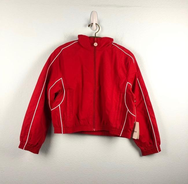 Mother Red Jacket Image 3