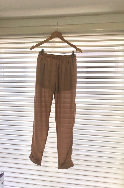 Love & Love Relaxed Pants nude-tan Image 2