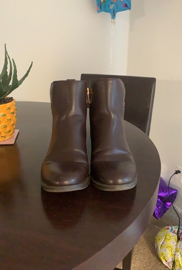 Tommy Hilfiger brown Boots Image 1