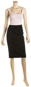 Dolce&Gabbana D&g Wool Skirt Black